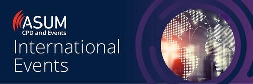 ASUM International Events